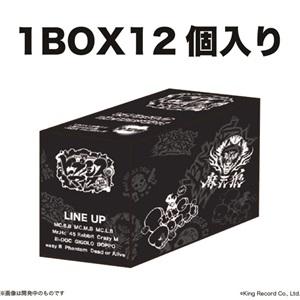 コレクションピンバッジBOX