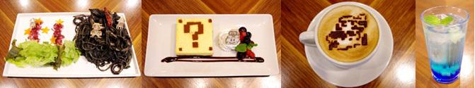 TOWER RECCORDS CAFE 渋谷店マリオコラボ