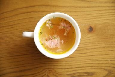 ミニパティスープ