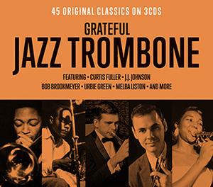 「Grateful Jazz Trombone」