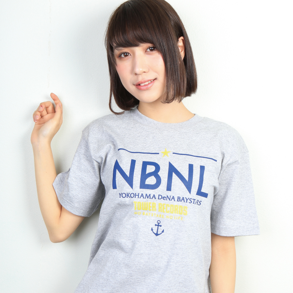 NO BAYSTARS, NO LIFE.(NBNL)Tシャツ