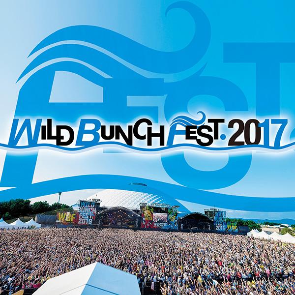 WILD BUNCH FEST.2017ロゴ