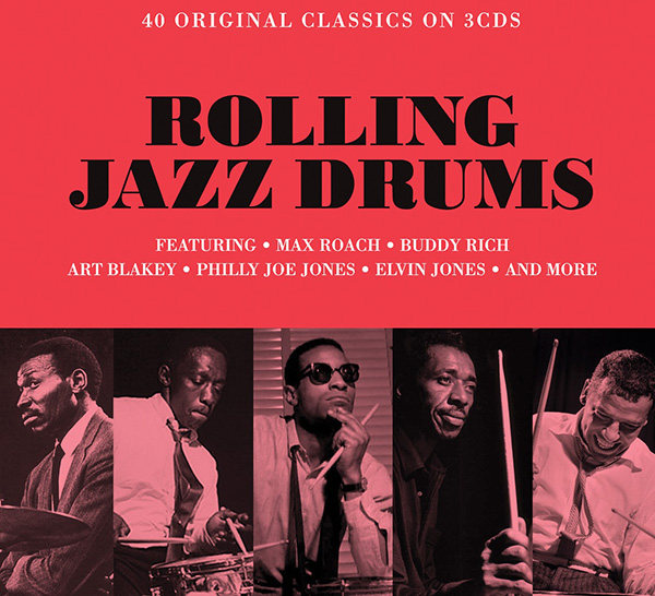 『Rolling Jazz Drums』
