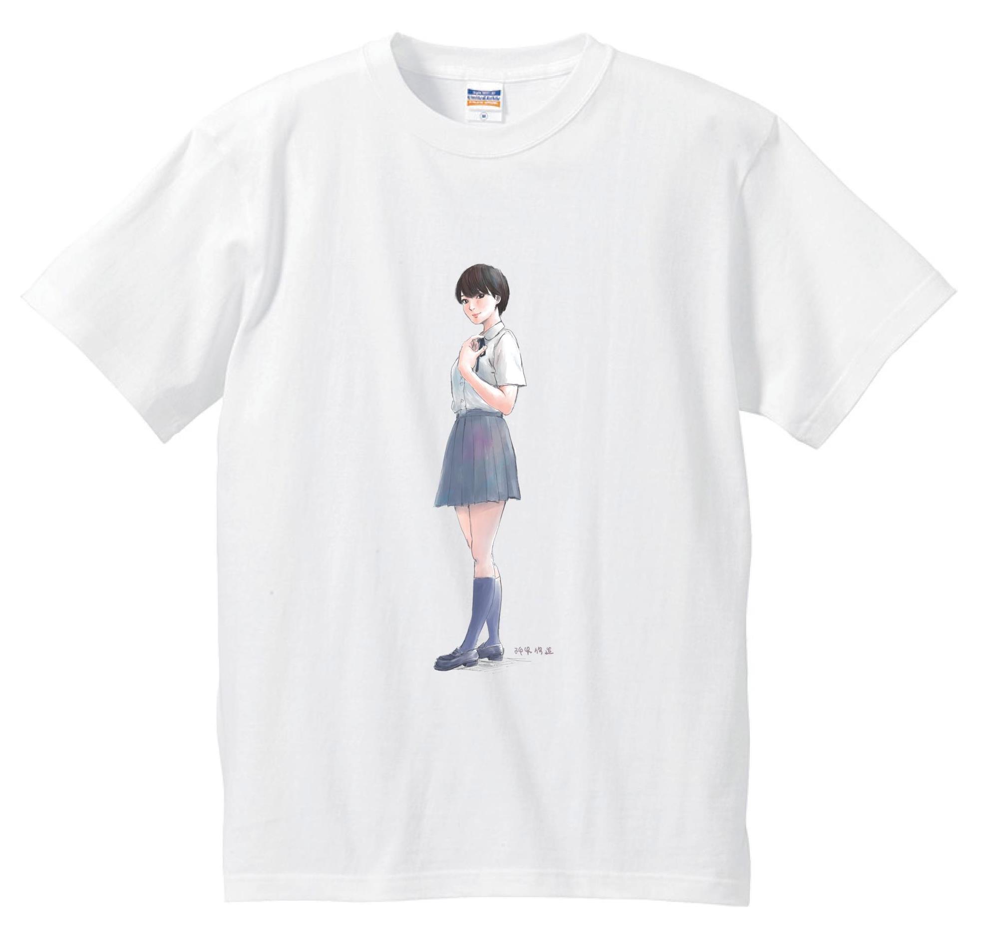 アプガ新井×押見コラボT