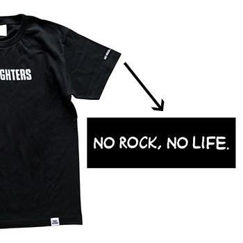 FOO FIGHTERS Tシャツロゴ