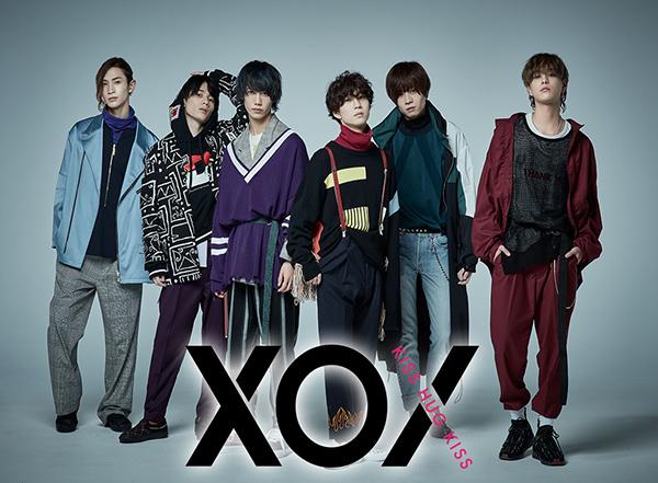 BOYS POP!XOXアー写