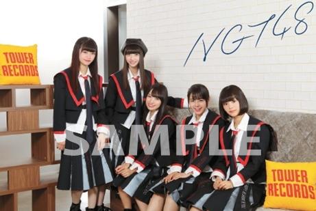 NGT48ポストカード