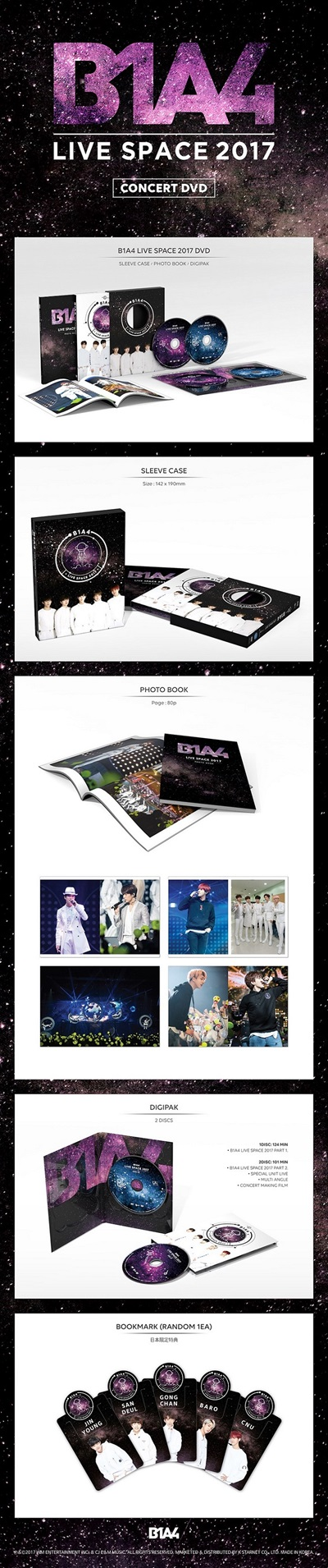 B1A4_DVD