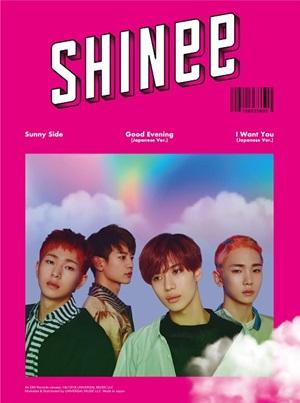 SHINee_Sunny Side_SHOKAI