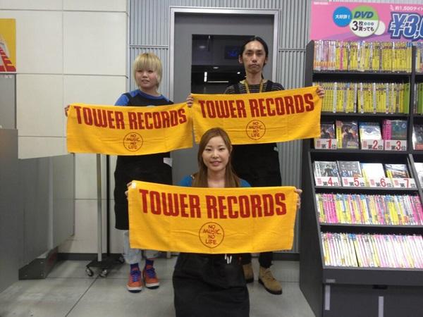 タワーレコード高崎店