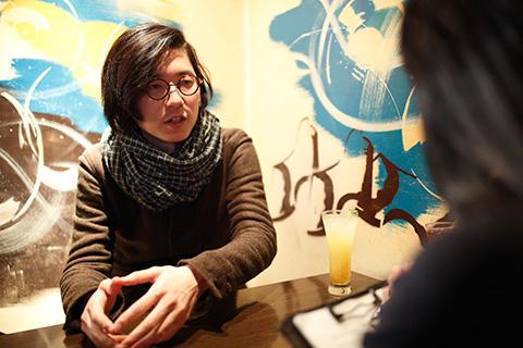〈創/ sou〉第2回目ゲスト:Kan Sano