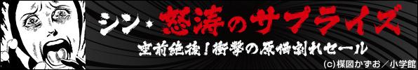 シン・怒涛のサプライズセール