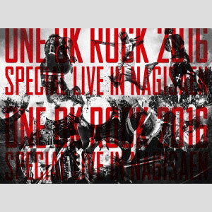 ONE OK ROCK、ライブDVD&Blu-ray『SPECIAL LIVE IN NAGISAEN』が1月17日発売