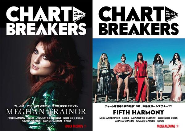 chart brekers5月号