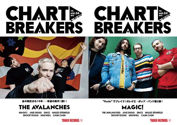chartbreakers
