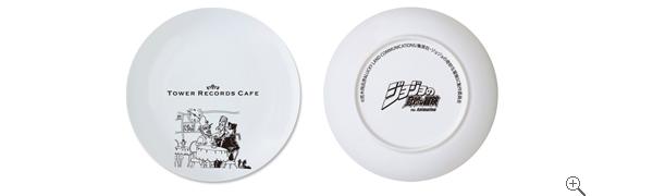 ジョジョ×TOWER RECORDS CAFE