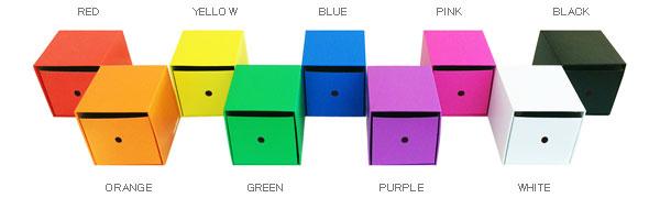 タワレコ推し色グッズCDR収納BOX