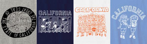 音楽を着る カリフォルニアシリーズ