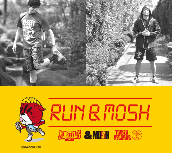 RUN&MOSH