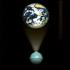 お部屋やバスルームが宇宙に変身!プロジェクタードーム