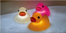 Duck Bath Light