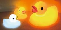 Duck Bath Light Deluxe