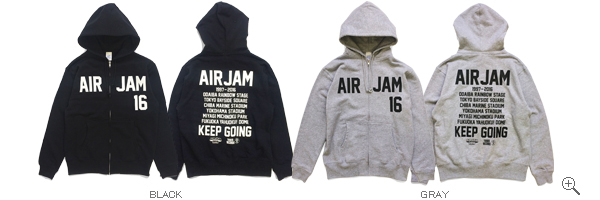 AIR JAM2016×TOWER RECORDS