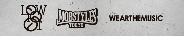 LOW IQ 01×MOBSTYLES×WTMコラボTee