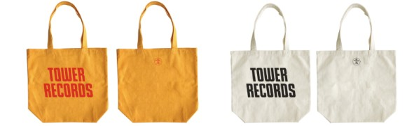 TOWER RECORDS トートバッグ