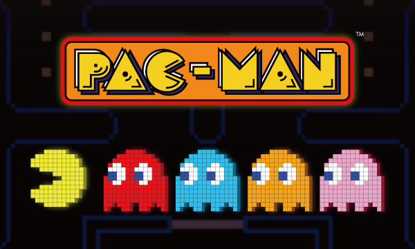 PAC-MANグッズ