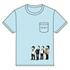 ウルフルズ「タワーレコード限定 胸ポケット Tシャツ」限定復活販売!
