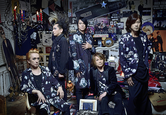 BUCK-TICK 30th記念グッズ
