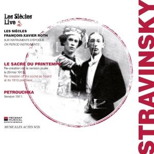 2位:ロト指揮 ストラヴィンスキー:春の祭典、ペトルーシュカ
