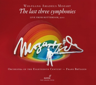 4位:ブリュッヘン指揮 モーツァルト:後期三大交響曲