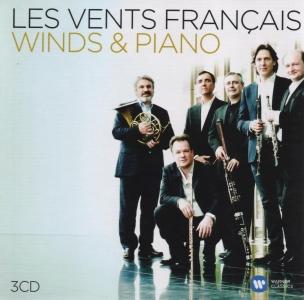10位:管楽器とピアノ~レ・ヴァン・フランセの真髄
