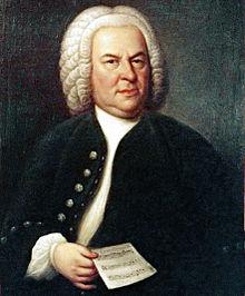 ヨハン・ゼバスティアン・バッハ(1685年3月31日(ユリウス暦1685年3月21日)~1750年7月28日)