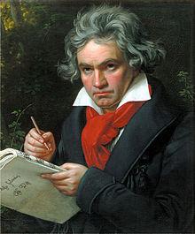 ルートヴィヒ・ヴァン・ベートーヴェン(1770年12月16日頃~1827年3月26日)