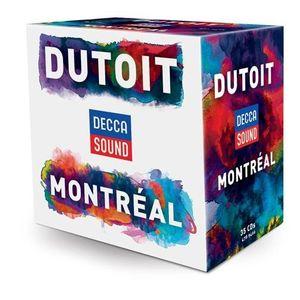 デュトワ&モントリオールBOX