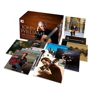 J.ウィリアムス(ギター)~ザ・コンプリート・ソニークラシカル・アルバム・コレクション(58CD+1DVD)