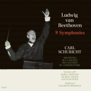 〈タワレコ限定〉Definition Series第4弾!シューリヒト~ベートーヴェン:交響曲全集(SACDハイブリッド6枚組)