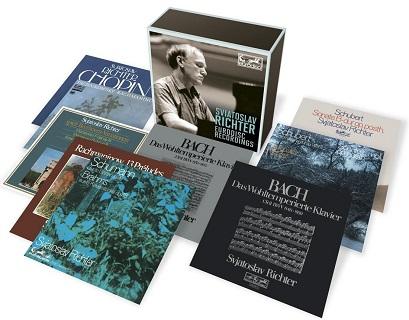 リヒテル・オイロディスク録音BOX