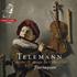フロリレジウム結成25周年記念、ボーナスCD付き~テレマン協奏曲集(2枚組1枚価格)