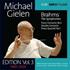 大好評!『ミヒャエル・ギーレン・エディション第3集』は16年間のブラームス集成(CD5枚組)