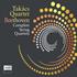 タカーチSQのベートーヴェン:弦楽四重奏曲全集が高音質リマスターでBOX化(7CD+BDA+DVD)