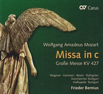 ベルニウスのモーツァルト大ミサ