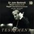 """バルビローリのモーツァルト交響曲第40番&ワーグナー""""神々の黄昏""""抜粋ライヴ!"""
