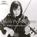エディト・パイネマンがセル、カイルベルト、ヴァントと共演したヴァイオリン協奏曲集!