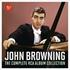 アメリカの名ピアニスト、ブラウニング(1933~2003)未発表音源や初CD化を含むRCA録音全集(12枚組)