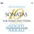 孤高のヴァイオリニスト、シゲティの遺産、アラウとのベートーヴェンがXRCDで完全復活!