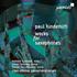 クレール=オブスキュール・サクソフォン四重奏団の『ヒンデミット:サクソフォン作品集』